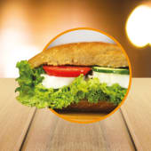 Beyaz Peynirli Sandwich (30 cm.)