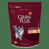 Gran Plus Gato Adulto Castrado Sabor Pollo & Arroz 1 Kg