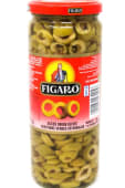 Figaro Slices Green Olives