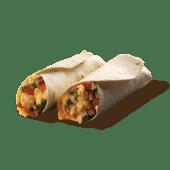 Burrito de Salchicha y Huevo