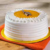 Torta melocotón (entera)
