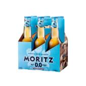 Moritz 0,0 Pack de 6