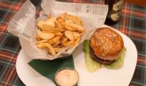 Deane's best burger