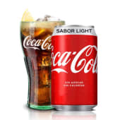 Coca-Cola Sabor Light lata (330 ml.)