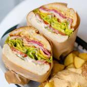 Sándwich sleazy