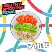 Smoothie Bowl White