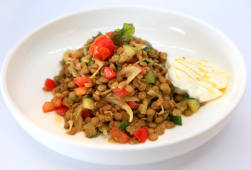 Salade Lentille