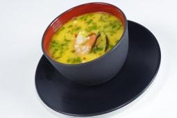 Supă cu fructe de mare (Chef's signature)