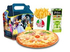 Пицца Бамбино + фри + напиток на выбор + маленькая игрушка