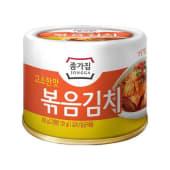 Chongga roasted kimchi 160gr