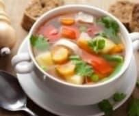 Суп Овочевий (350г)