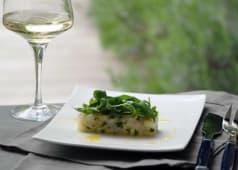 Tartare Poisson Blanc