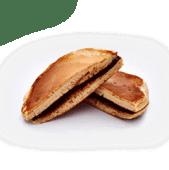 Dorayaki de soja