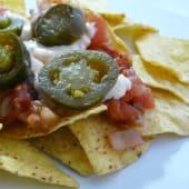 Nachos originales (Vegetariano)