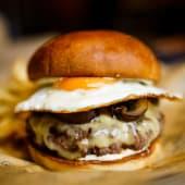 Tartufo burger