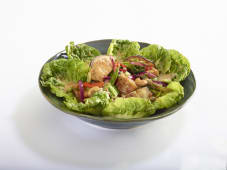 63. Yasai | tofu e verdure - warm chilli salad