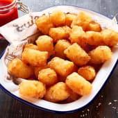 Potato pops
