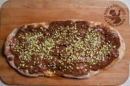 Pinsa con Nutella