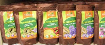 Клітковина з насіння амарантуVivan (250г)