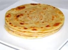 Індійський хліб Парата