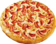 Pizza new york bacón
