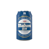 Mahou Sin 33cl.