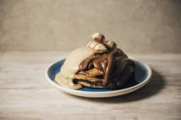 Nocilla Pancakes