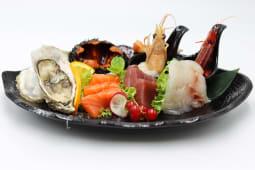 Sashimi misto - 12 pezzi