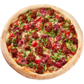 Піца Кавказька (30см)
