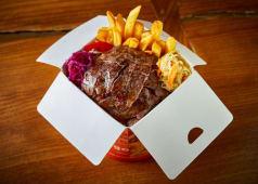 Kebab box - wołowina