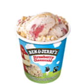 Ben & Jerry's strawberry cheese cake (465 ml.)