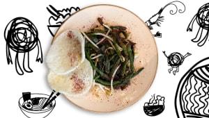 Sichuan green beans (150г)