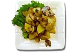Картопля по-домашньому з грибами (300г)
