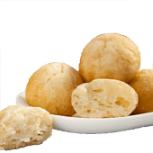 Pan de queso (3 unidades)