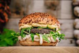 Veggie Burger Single