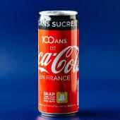 Coca-Cola zero sugar  (330 ml.)