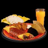 Desayuno Omellete Supremo