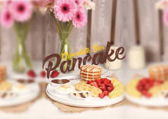 Choclate Bar Pancake