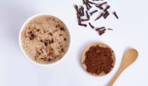 Reishi latte