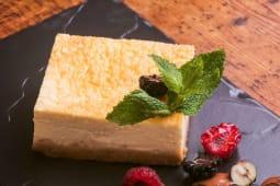 Tarta de queso a la antigua