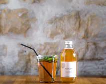 Tensai Tea Thé vert Citron fleur de sureau