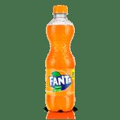 Fanta Sabor Original (500 ml.)