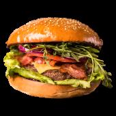 Burger BBQ 400g