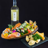Menú A Sushi