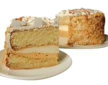 Torta mojada de vainilla jr (15 porciones)