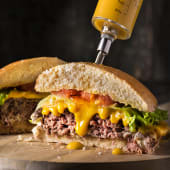Top Cheese Burger