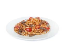 Спагеті з телятиною (350г)