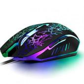 Mouse Gamer Usb Meetion M930 Ergonomico 6D Colores 2400Dpi