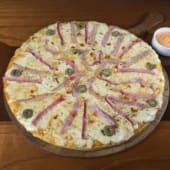 Pizza brasilera