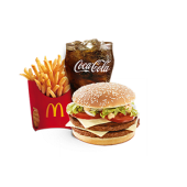 Double Big Tasty® Large Meal